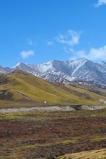 最美227國道沿途風景圖片壁紙