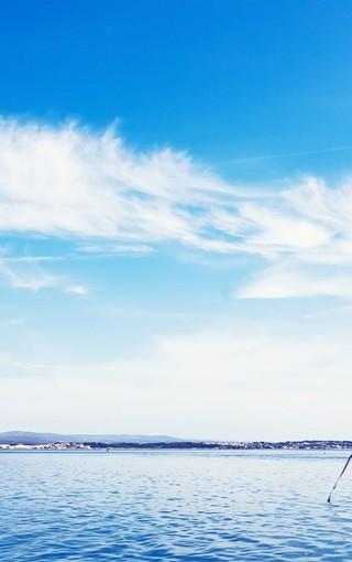 风景壁纸 高清风景壁纸 海边美景清新安卓手机壁纸   扫描二维码下载