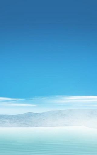 風景壁紙 高清風景壁紙 藍色天空唯美手機圖片