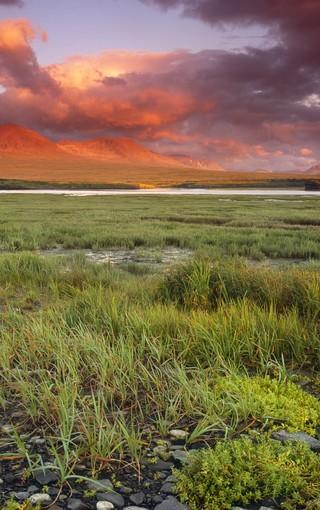 风景壁纸 自然风景壁纸 田园景色风景手机壁纸   扫描二维码下载壁纸