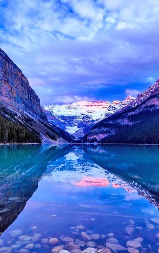 蓝色风景高清手机壁纸 第8页-zol手机壁纸
