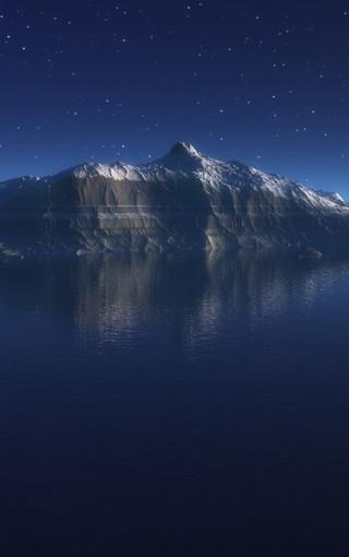 风景壁纸 山水风景壁纸 壮丽山峰高清手机壁纸