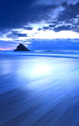 超大大海高清风景壁纸图片-zol手机壁纸
