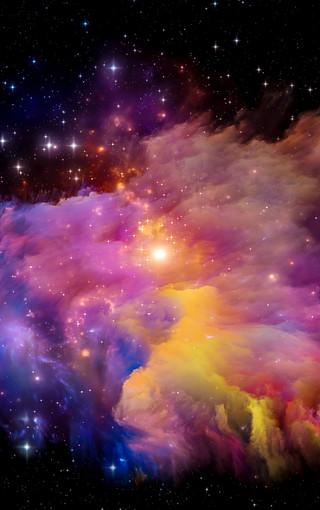 风景壁纸 高清风景壁纸 星空高清大图手机壁纸