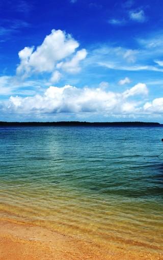 超大大海高清风景壁纸图片-中关村在线手机壁纸