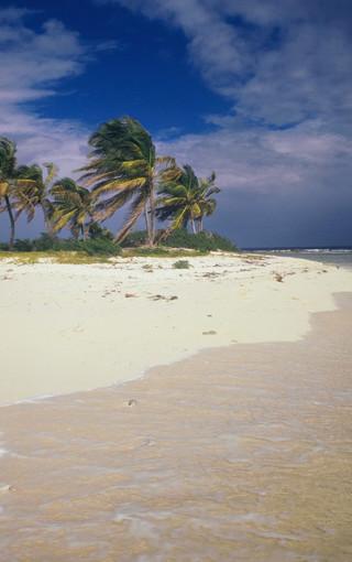 加勒比海风景手机壁纸