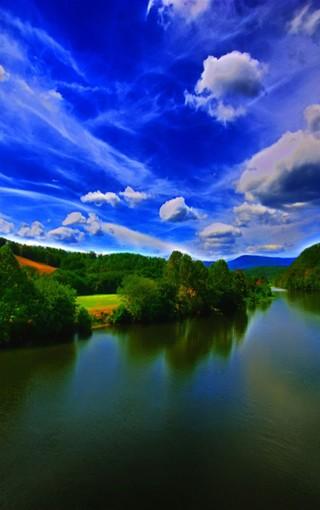 风景壁纸 高清苹果风景手机壁纸