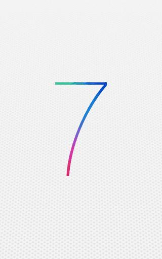 蘋果ios7手機壁紙
