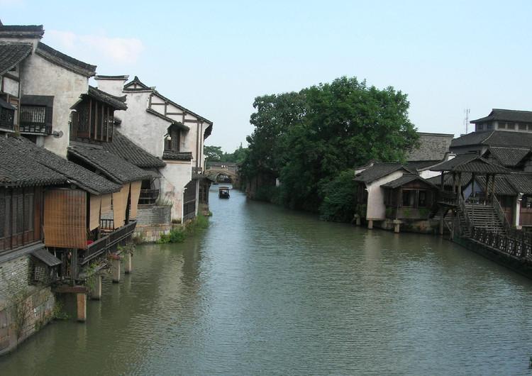 风景壁纸 城市风景壁纸 江南水乡乌镇高清壁纸   (2/42) 扫描二维码