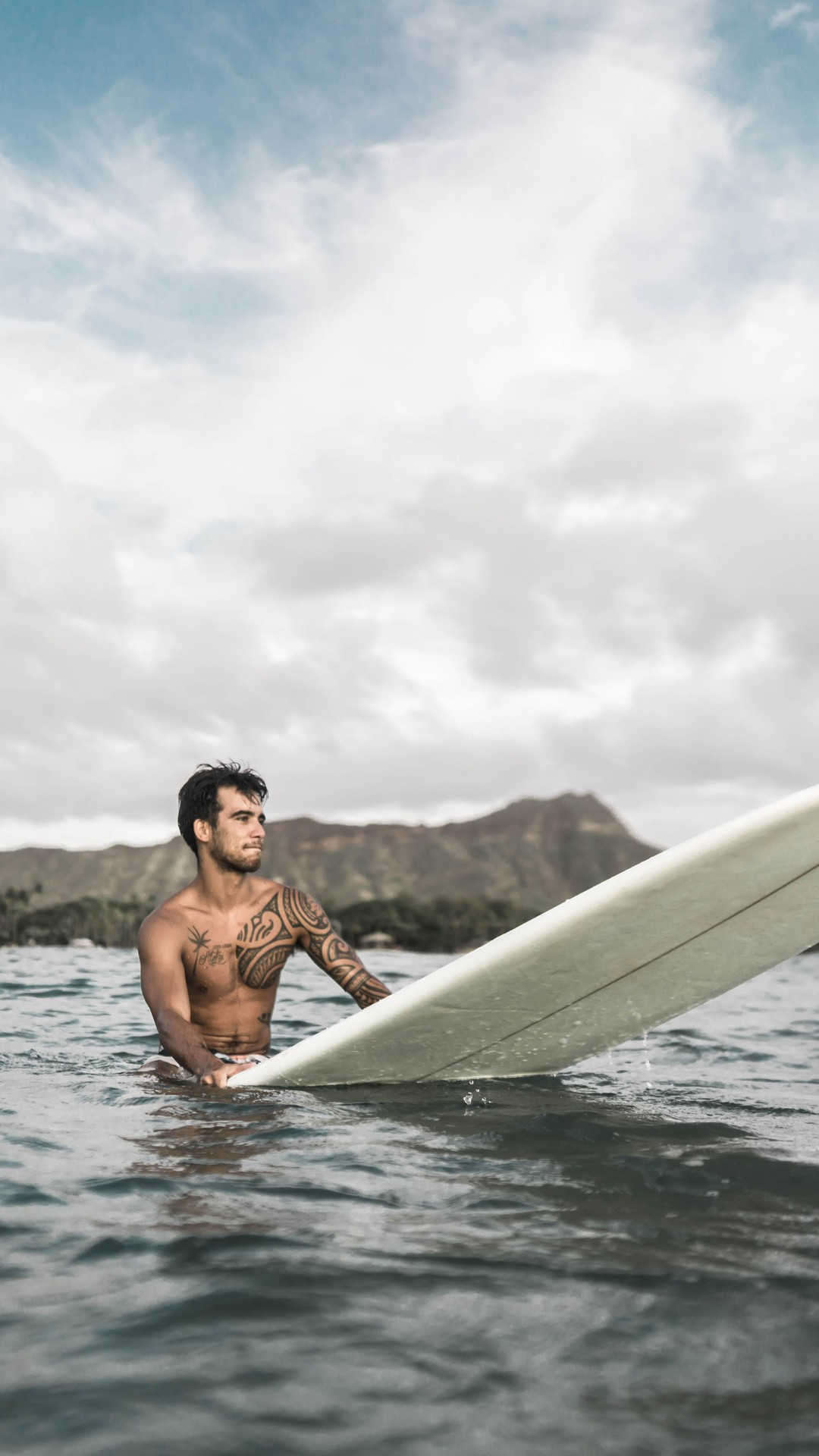 海边冲浪极限运动图片壁纸
