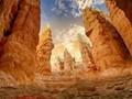 沙漠高清风景图片壁纸
