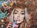 个性炫酷街头涂鸦墙图片壁纸