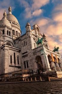 法国巴黎唯美城市风景图片壁纸