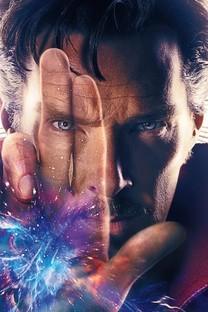 奇异博士超酷海报系列手机壁纸