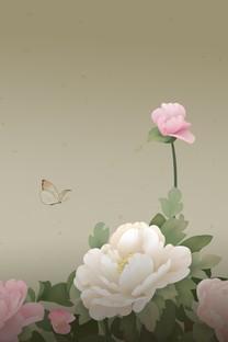 牡丹花图片手机壁纸