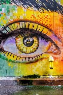 炫酷街头涂鸦图片壁纸2