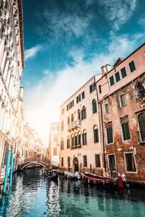 意大利威尼斯街景超美手机壁纸