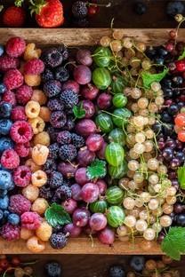 新鲜美味的诱人水果图片壁纸2