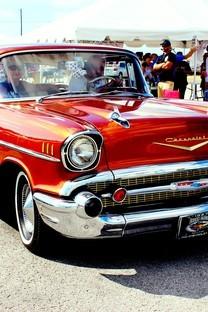 复古老式汽车图片壁纸