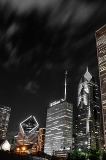 城市夜景高清唯美图片桌面壁纸