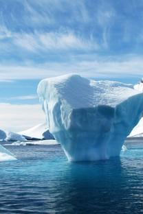 冰河高清风景图片壁纸