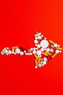 药品元素背景图片壁纸3
