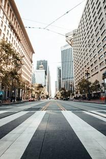 摩登大厦发达城市建筑风貌高清壁纸