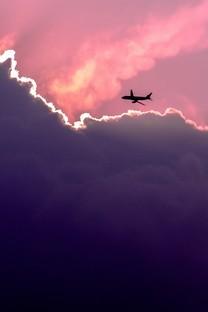 飞机图片手机壁纸
