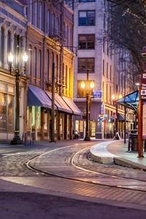 国外城市街道风景图片壁纸