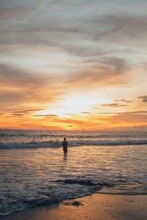 唯美夕阳风景高清图片壁纸2