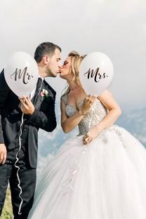 唯美浪漫的婚纱照图片壁纸