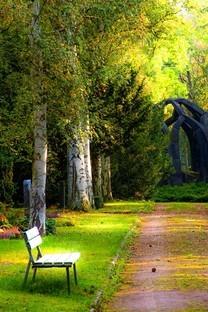 公园唯美清新的风景图片壁纸