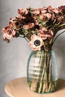 小清新的文艺花瓶手机图片壁纸