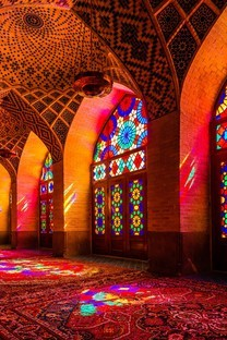 多彩创意唯美建筑壁纸