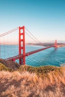 美国旧金山金门大桥高清图片壁纸