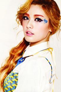 韩国美女明星林珍娜性感壁纸