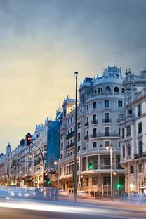 马德里城市美景手机壁纸