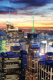 城市钢铁建筑大图手机壁纸