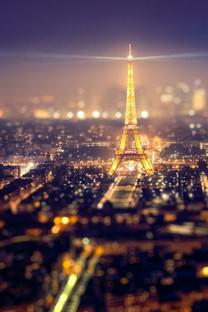 城市璀璨夜晚手机壁纸
