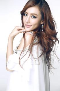 亚洲养眼美女壁纸图片