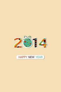 2014新年手机壁纸