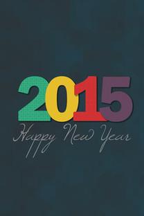 2015年新年手机壁纸