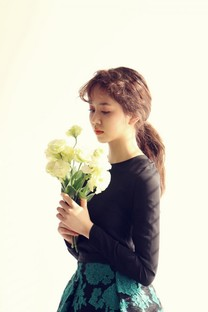 韩国美女手机高清壁纸
