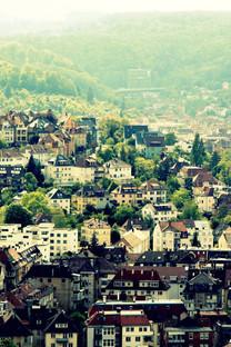 好看的城市风景桌面壁纸