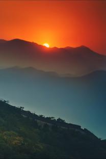 日出日落唯美风景壁纸