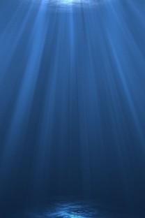 蓝色大图手机壁纸图集
