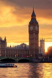 伦敦风景唯美高清壁纸