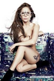 Lady Gaga高清写真壁纸