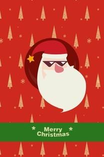 ZOL原创圣诞主题手机壁纸