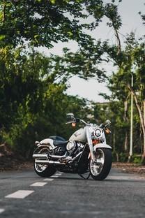 超酷炫摩托车欣赏高清图片壁纸